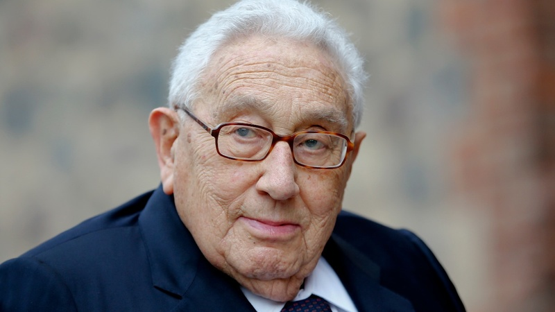 Trump to meet with Henry Kissinger: WaPo
