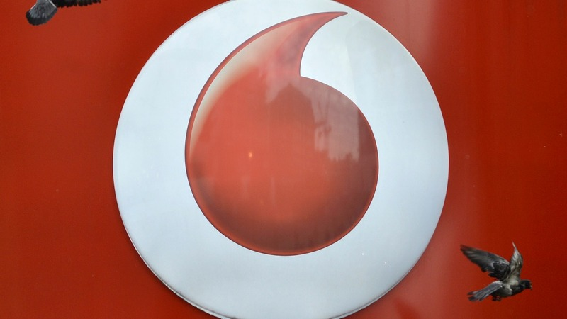 Vodafone grows for first time since 2008