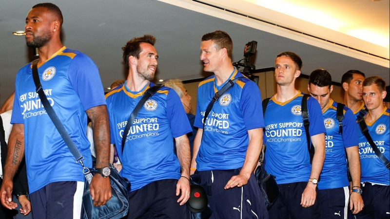 INSIGHT: Leicester City arrive in Thailand