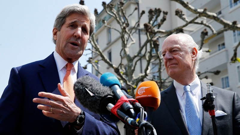 No new date for Syria peace talks