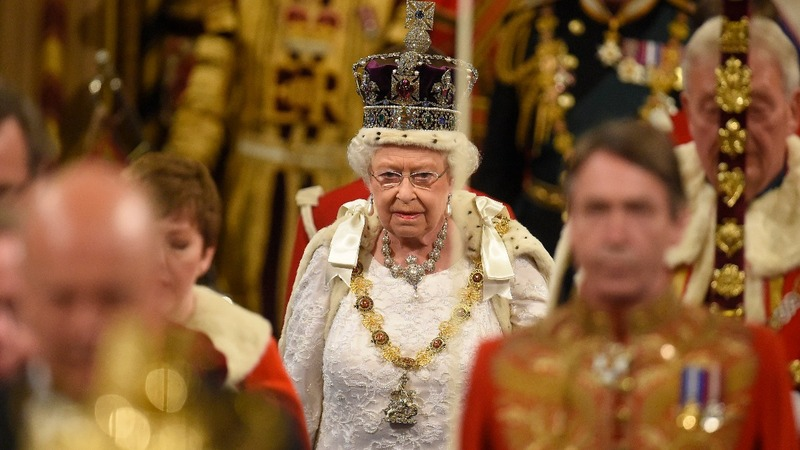 INSIGHT: Queen's opens UK Parliament