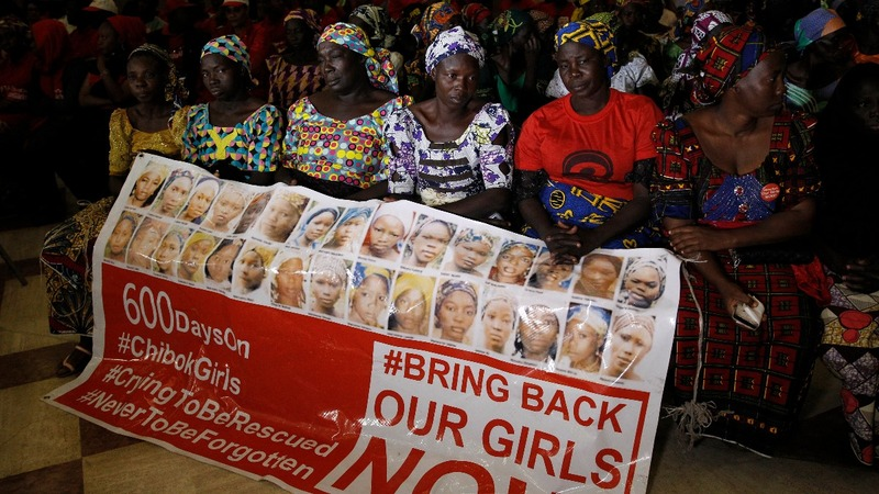 First missing Chibok girl found in Nigeria