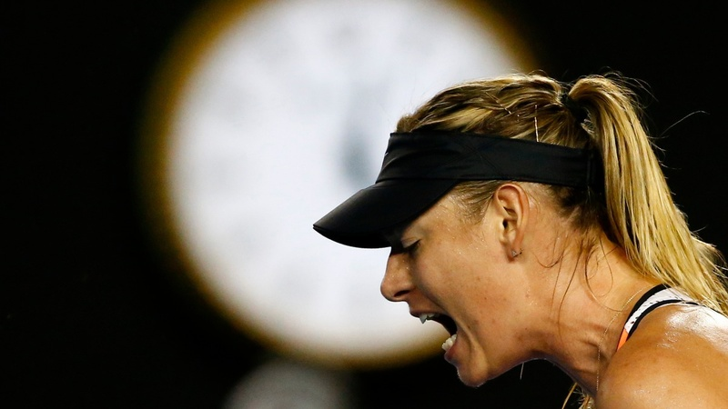 Sharapova faces anti-doping hearing in London