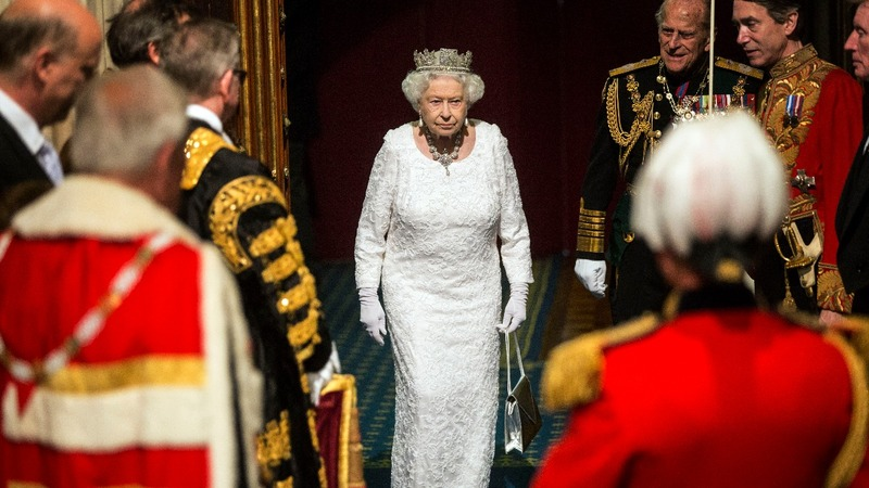 Brexit overshadows Queen's speech