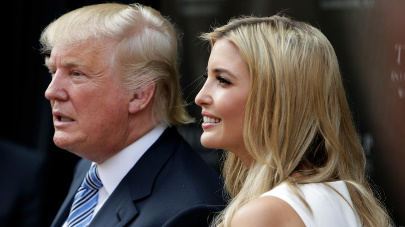 VERBATIM: Ivanka Trump says dad is no 'groper'