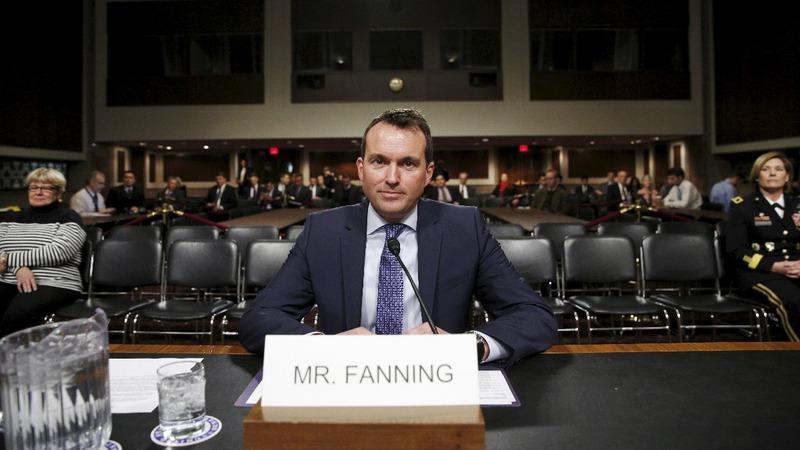 INSIGHT: U.S. swears in first openly gay Army Secretary
