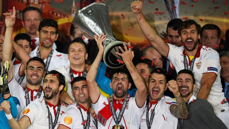 Sevilla beat Liverpool in Europa final