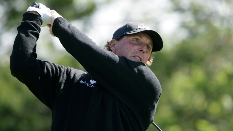 Pro-golfer Phil Mickelson part of trading scandal