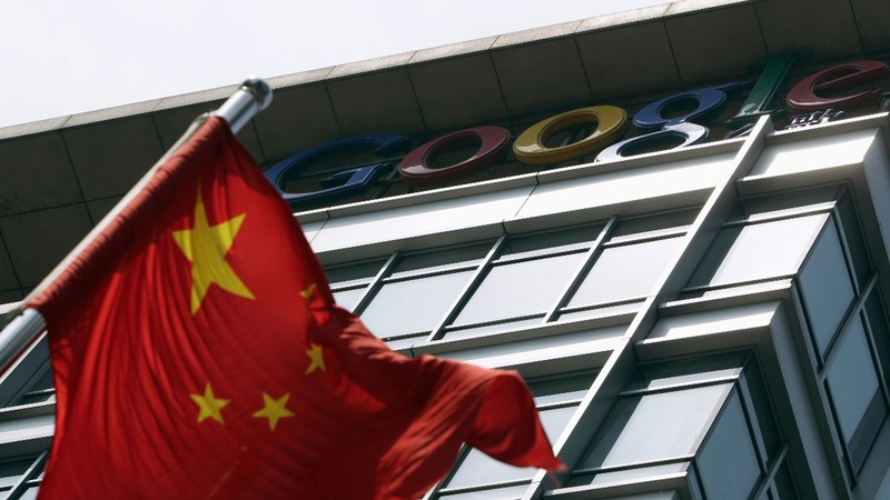 Google's foothold in China's developer world