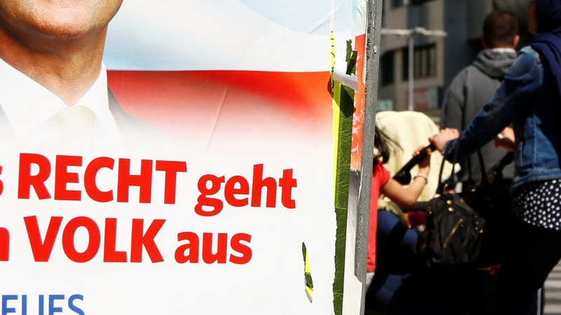 Austria's far-right reaches for presidency