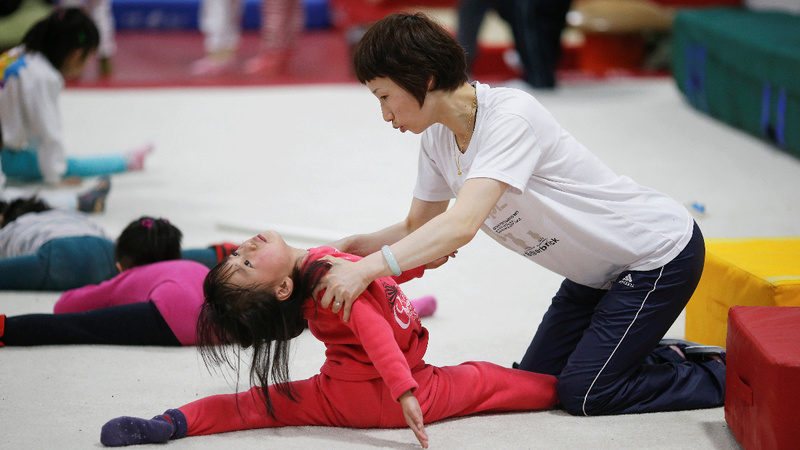 China's Olympic hopefuls see there's more to life