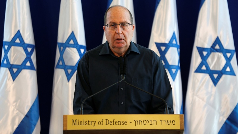 Israel defence minister quits amid reshuffle