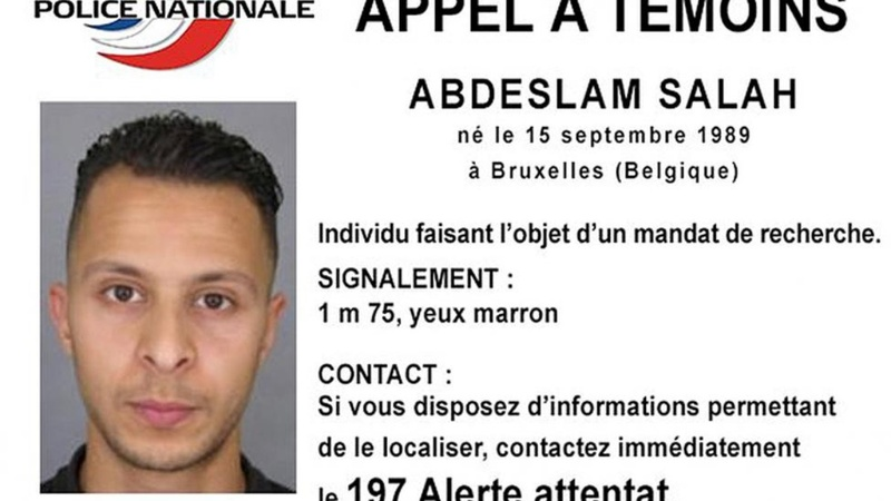 Paris attacks suspect in the dock