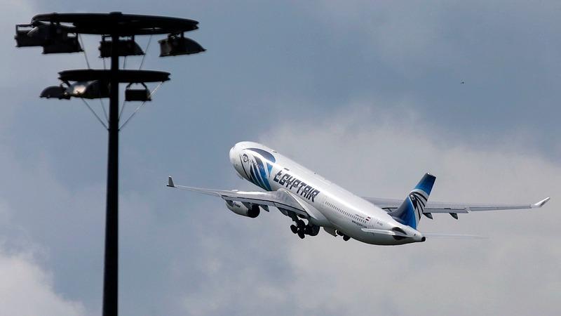 Experts investigate reasons behing EgyptAir crash