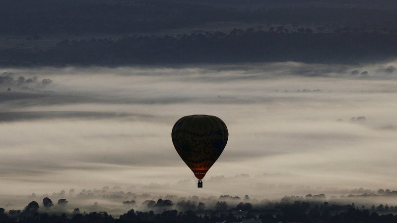 INSIGHT: Stricken hot air balloon rescued by boat