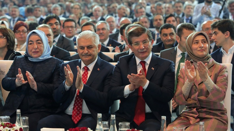 New Turkish PM plans to bolster Erdogan's rule