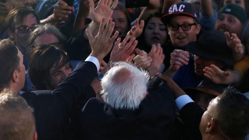 VERBATIM: Sanders on how to win elections