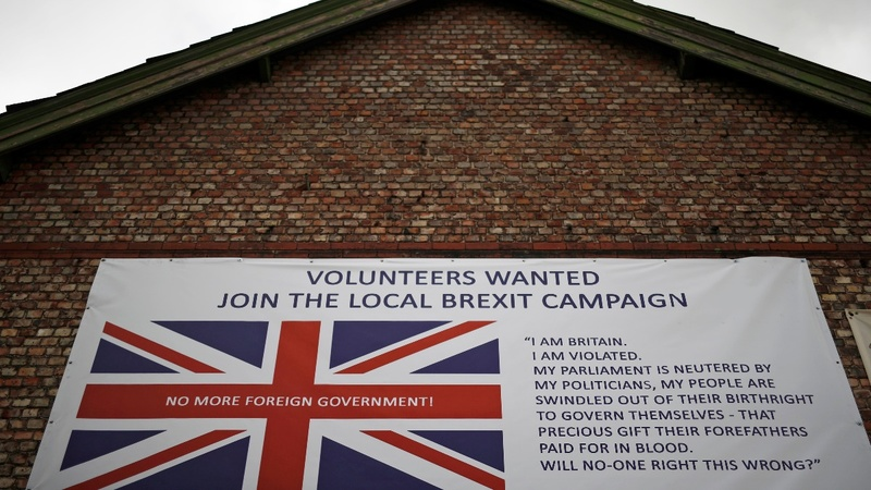 Recession warning for Brexit Britain