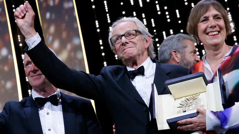 'I, Daniel Blake' takes Cannes' top prize