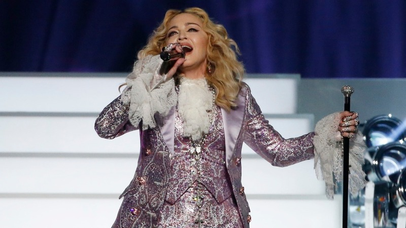 Madonna caps emotion-packed Billboard Awards