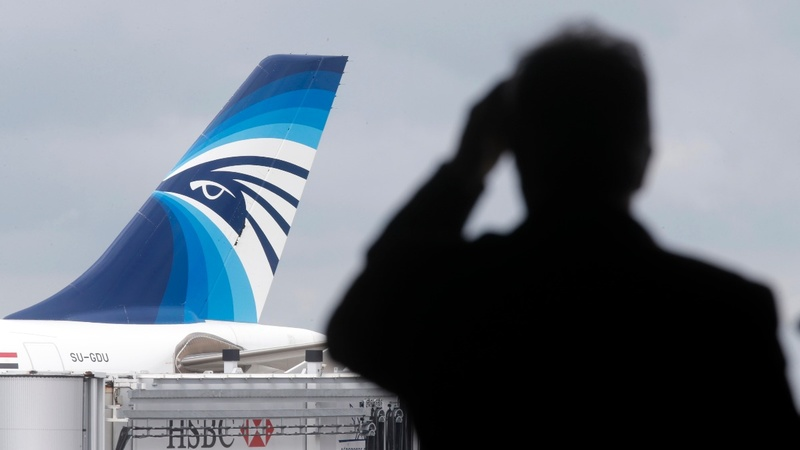 Confusion over blast onboard EgyptAir flight