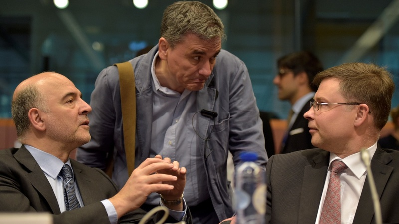 Eurozone ministers meet on Greek debt