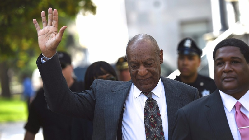 Cosby ordered to stand trial for sexual assault