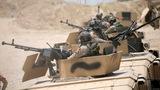 Iraqi forces shell Falluja, despite risk to civilians