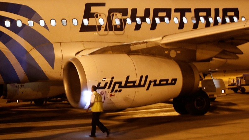 No EgyptAir tech fault at take-off - paper
