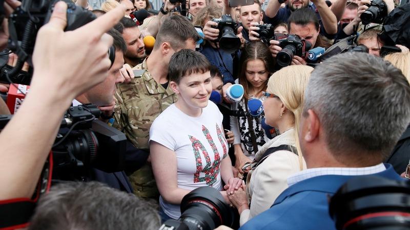 Russia's Putin pardons Ukrainian pilot