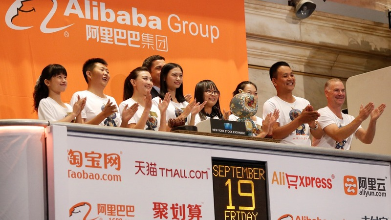 SEC takes a look at China's Alibaba books