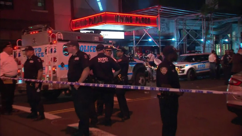 One killed, three hurt at New York rap concert