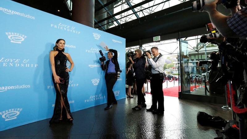 VERBATIM: Kate Beckinsale gets social
