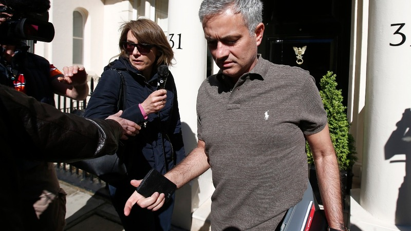 Why Man Utd might buy Mourinho's name