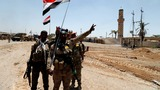 Iraqi forces clash with IS near Falluja