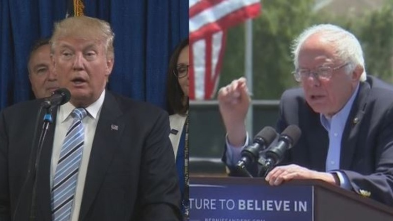 Don't laugh: a Trump-Sanders debate could happen