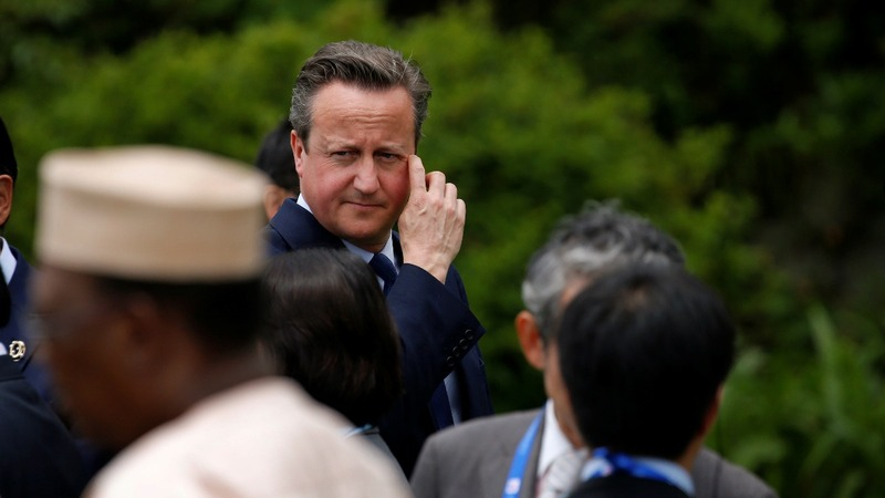 G7 warns on global risk from Brexit