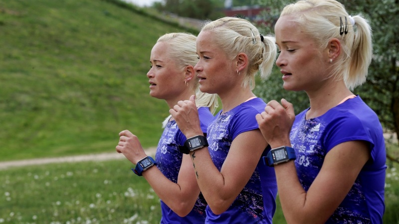 Trio in Rio: Triplets to make Olympic history