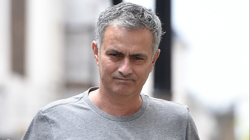 VERBATIM: Jose tells Man U forget last 3 years