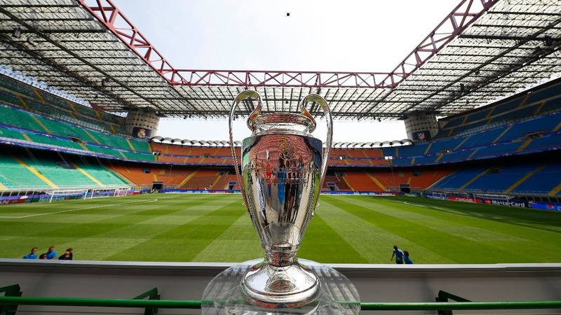 Madrid face-off at Champions League final