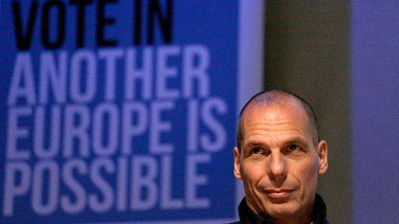 VERBATIM: UK's 'divide and rule' - Varoufakis