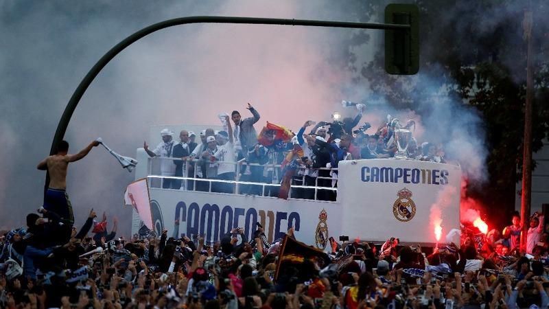Real Madrid claim 11th European Cup triumph