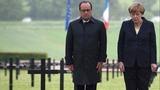 Ceremony marks 100 years since Verdun battle