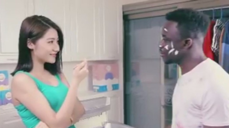 Chinese company apologizes for 'racist' ad