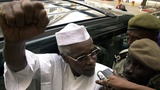 Former Chad president sentenced to life