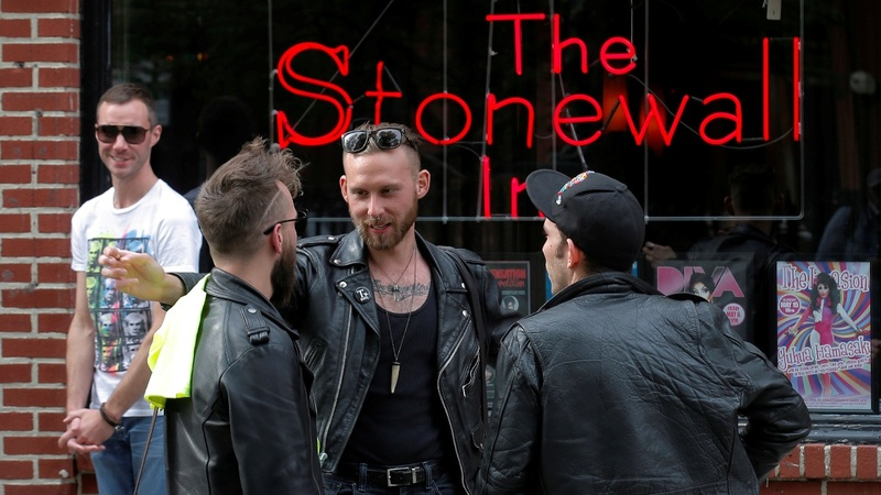 Stonewall Inn could be first national LGBT monument