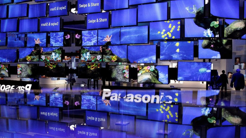 Panasonic pulls out of LCD television screens