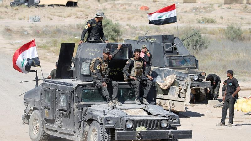 IS using human shields in Falluja - UN