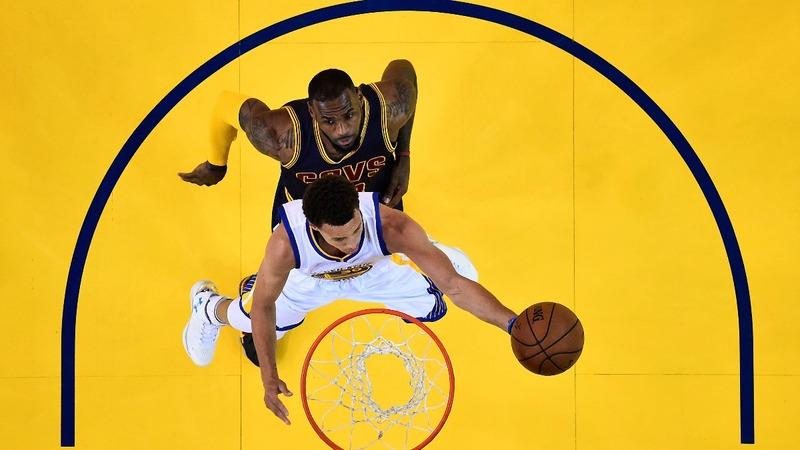 NBA Finals matchup a series of déjà-vu