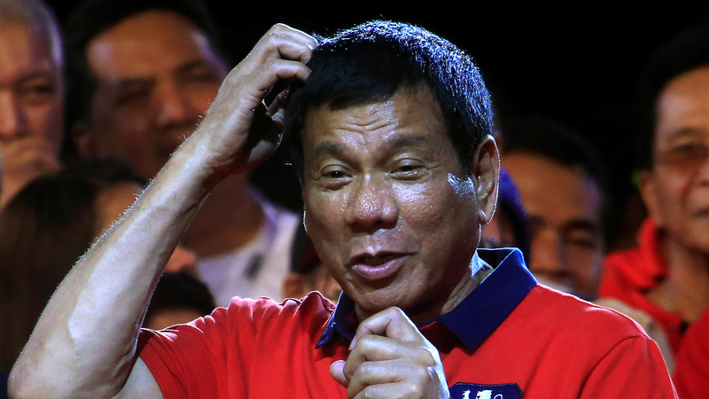 The Philippines' Duterte makes his first moves